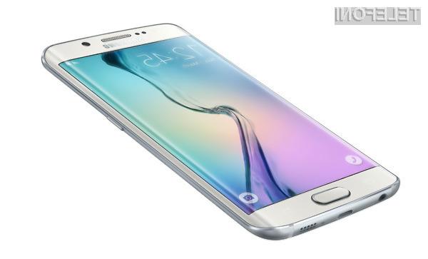 Pametni mobilni telefon Galaxy S7 naj bi bil kar za desetino cenejši od zdajšnjega modela Galaxy S6!