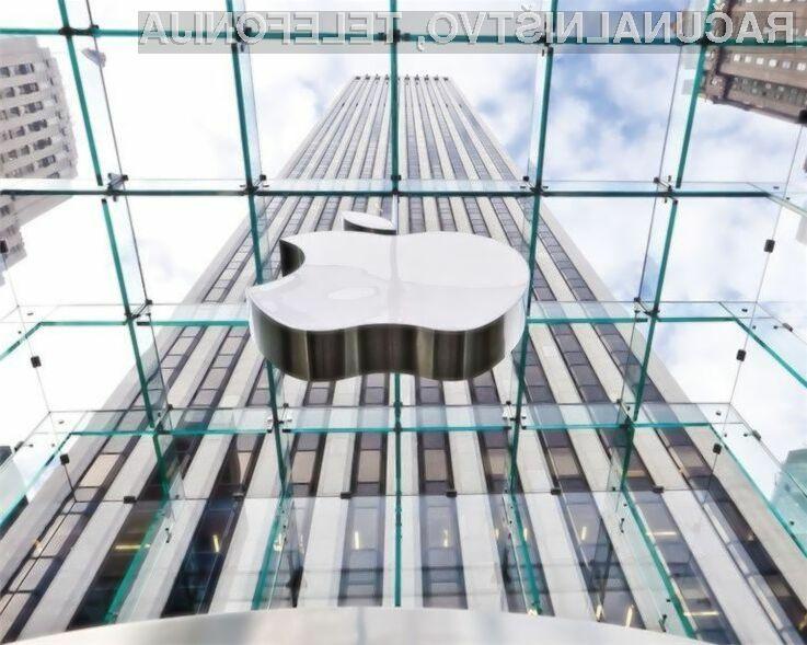 Apple s prenovo infrastrukture cilja na še večji dobiček!