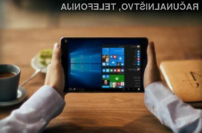 Xiaomi Mi Pad 2: Kovinsko ohišje in Windows 10!