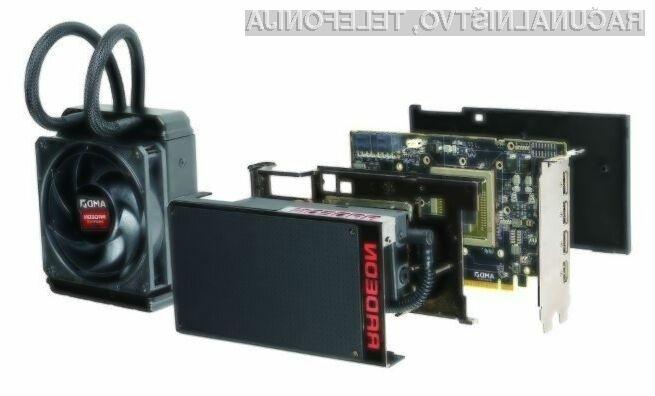 Grafična kartica AMD R9 Fury X2 naj bi bila zlahka kos tudi najzahtevnejšim opravilom!