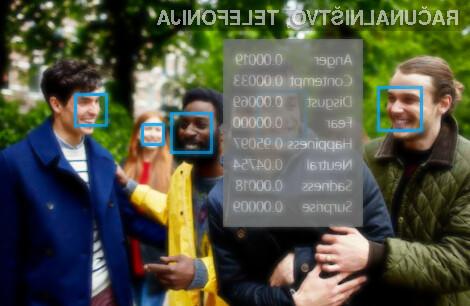 Microsoft Project Oxford je prvo programsko orodje, ki lahko prepozna čustva ljudi na fotografijah.