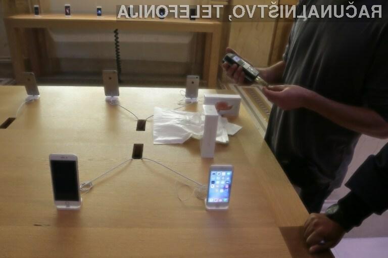 Kaj lahko pričakujemo od mobilnika iPhone 7?