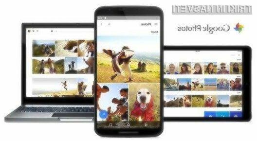 Prenovljena mobilna aplikacije Google Photos bo poskrbela tako a prenos fotografij v oblak kot za njihov izbris iz mobilne naprave.