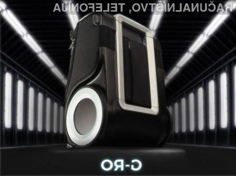 Potovalni kovček Shalgi Design Studio G-RO se bo takoj prikupil ljubiteljem mobilnih naprav.