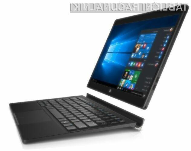 Tablica Dell XPS 12 se bo zlahka zoperstavila iPadu Pro.