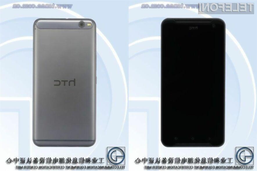 Supermobilnik HTC One X9 bo naprodaj že na začetku naslednjega leta!