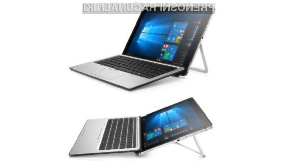 Hibridna tablica HP Elite x2 v marsičem prekaša tablico Surface Pro 4!