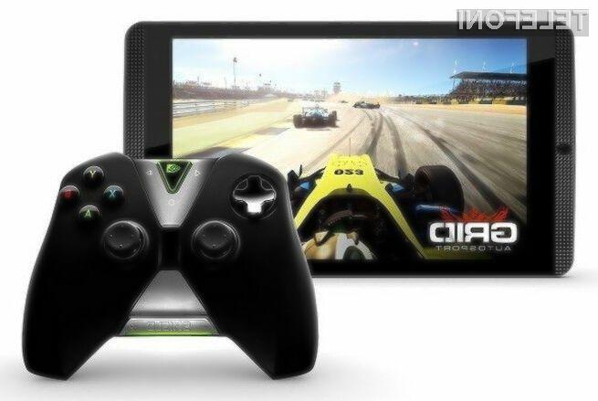 Na tablici Nvidia SHIELD Tablet K1 bomo lahko igrali tudi igre, namenjene osebnim računalnikom in igralnim konzolam.