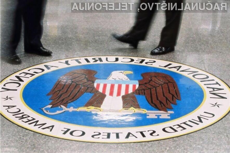 Časi nenadziranega zbiranja podatkov so za agencijo NSA za vedno mimo!