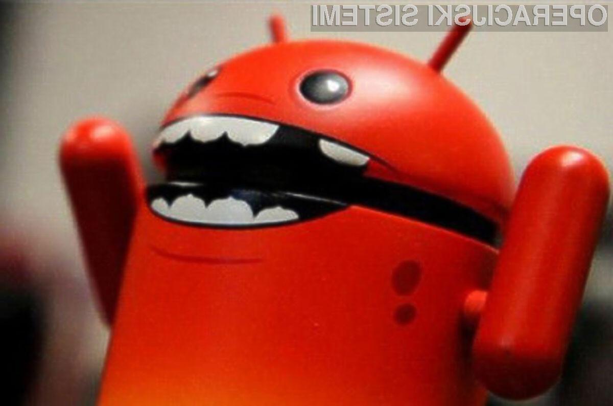 Podjetje Google lahko policiji posreduje podatke, ki so shranjene na mobilni napravi Android!