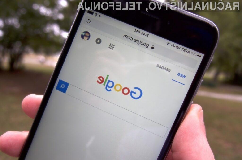Mobilni spletni iskalnik Google je iz dneva v dan bolj uporaben.