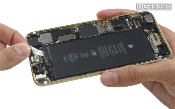 Nadgradnja pomnilnika mobilnika iPhone 6S je na kitajskem pravi hit!