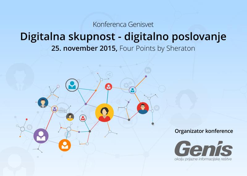 Na poti v digitalno skupnost in digitalno poslovanje