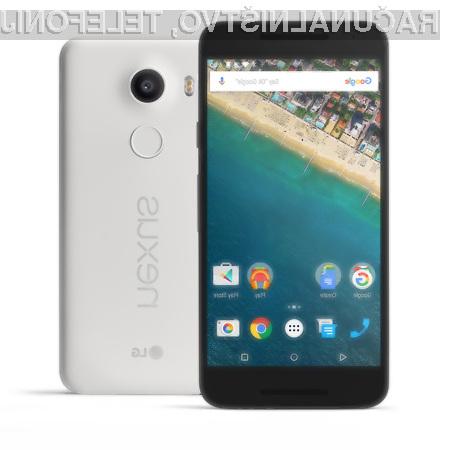 Nexus 5X: Popolna polomija za Google?