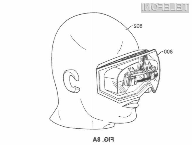 Podjetje Apple naj bi kmalu ponudilo v prodajo lasten izdelek za navidezno resničnost!