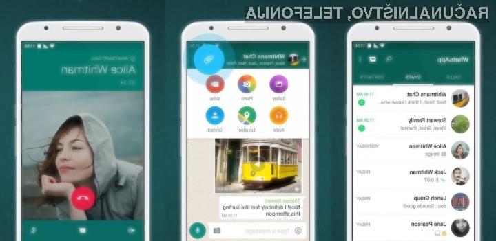 Mobilna aplikacija WhatsApp bo kmalu na voljo tudi uporabnikom mobilnih naprav Firefox OS.