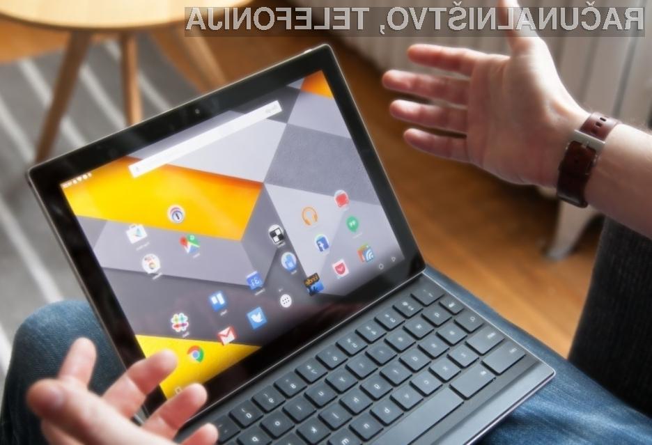 Android N naj bi precej izboljšal uporabnost tabličnih računalnikov.
