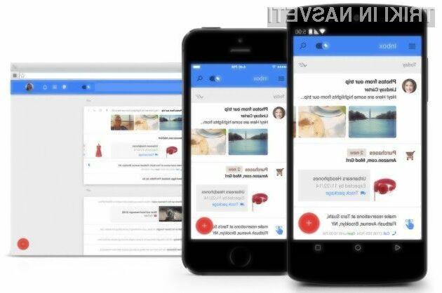 Gmail Inbox bo tako poenostavil načrtovanje potovanj, kot omogočil deljenje podatkov s prijatelji!