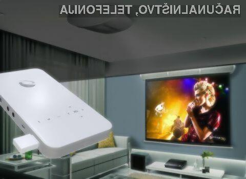 Pametni projektor sProjector je primeren za vse priložnosti!