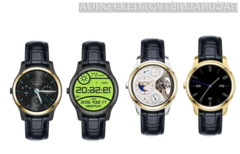 Pametne ročne ure postajajo vse bolj primerljive z mobilniki!