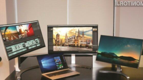 Z osupljivimi novimi monitorji podjetja LG sanje postanejo resničnost