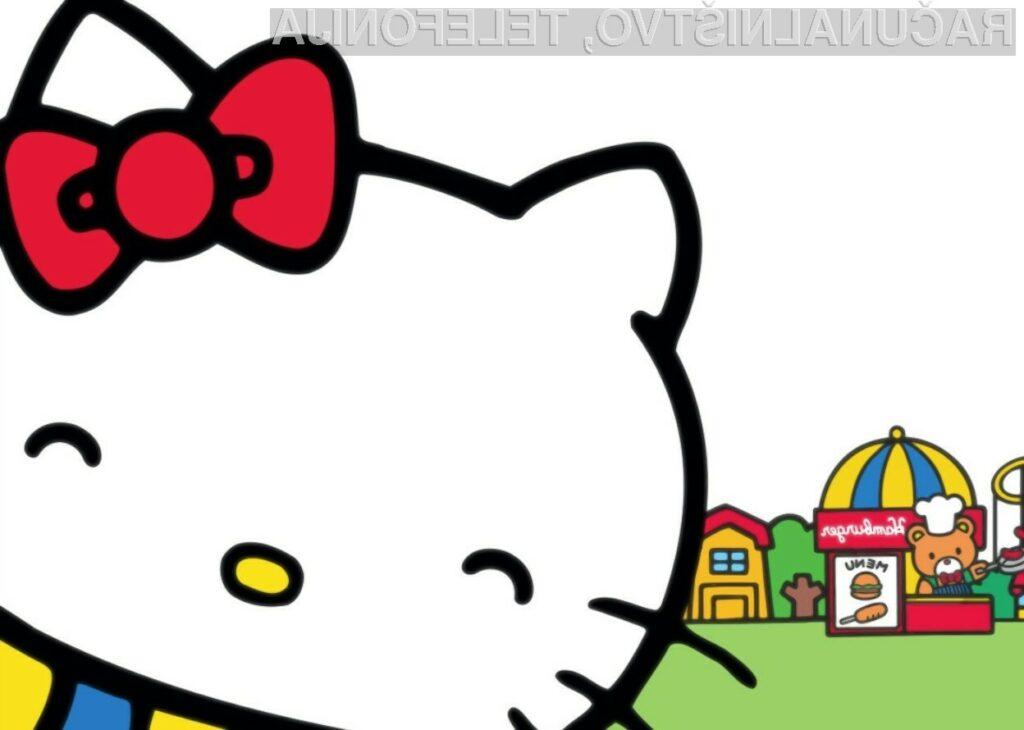 Hekerji so razkrili kar 3,3 milijona ljubiteljev risanje junakinje Hello Kitty!