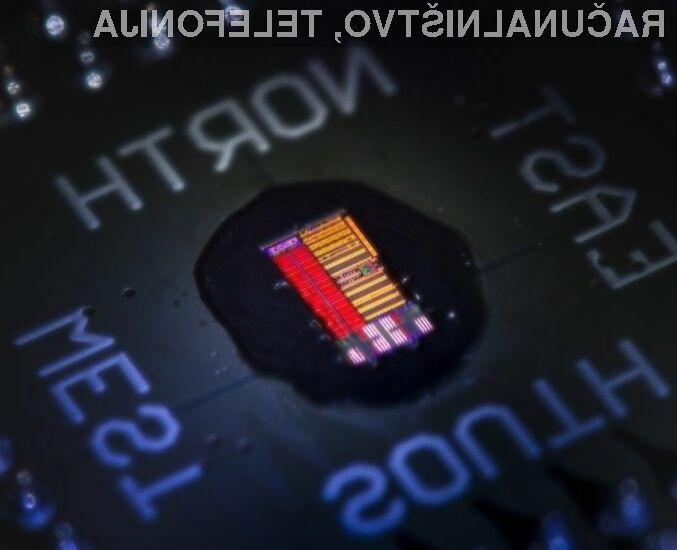Prihodnost računalništva in drugih elektronskih naprav je v svetlobi!