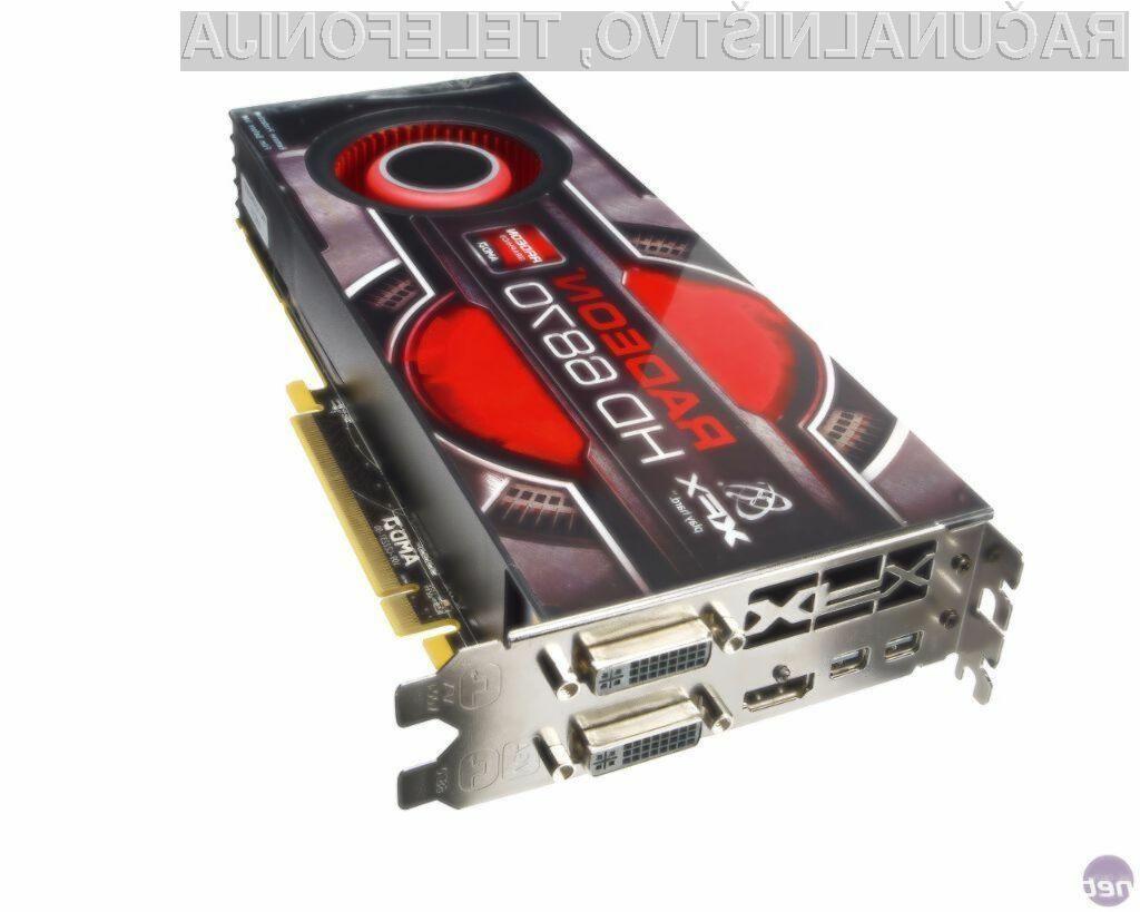 Podjetje AMD se je za napako z grafičnimi gonilniki že opravičilo!
