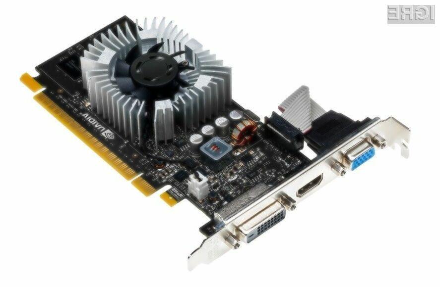 Poceni grafična kartica Nvidia GeForce GT 930 naj bi bila primerna tudi za grafično nekoliko zahtevnejše računalniške igre.