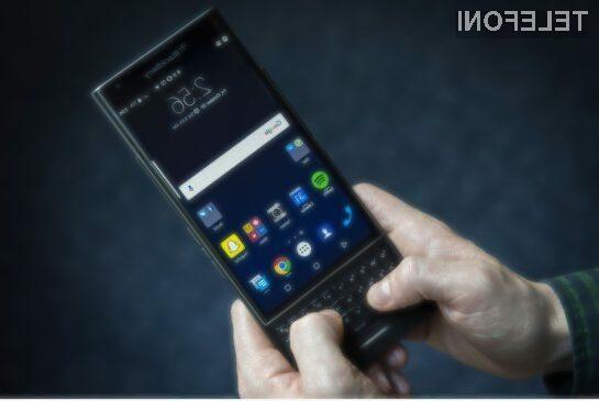 Podjetje BlackBerry je s preklopom na Android zadelo v polno!