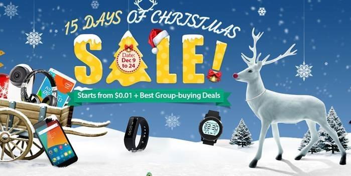 Božična razprodaja na Everbuying.net