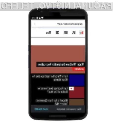 Nova Google Chrome za Android je še bolj optimiziran za prenos spletnih vsebin!