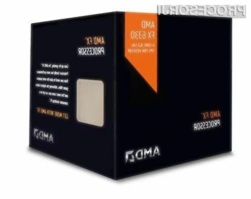 Procesor AMD FX-6330 Black Edition ponuja odlično razmerje med ceno in zmogljivostjo!