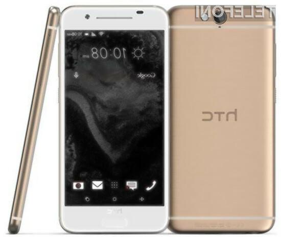Podjetje HTC je s pripravo mobilnika One A9 nedvomno zadelo v polno!