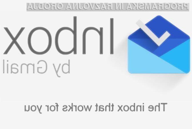 Novi Inbox by Gmail bo nasledil grafično zastareli Gmail.