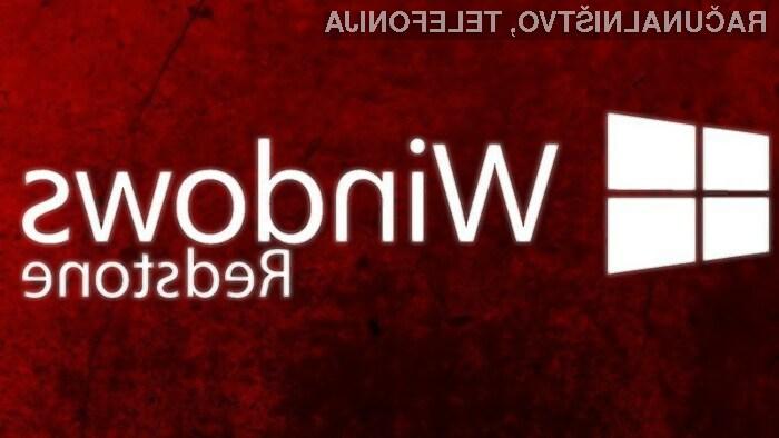 Prva večja nadgradnja za operacijski sistem Windows 10 je že nared za preizkus!