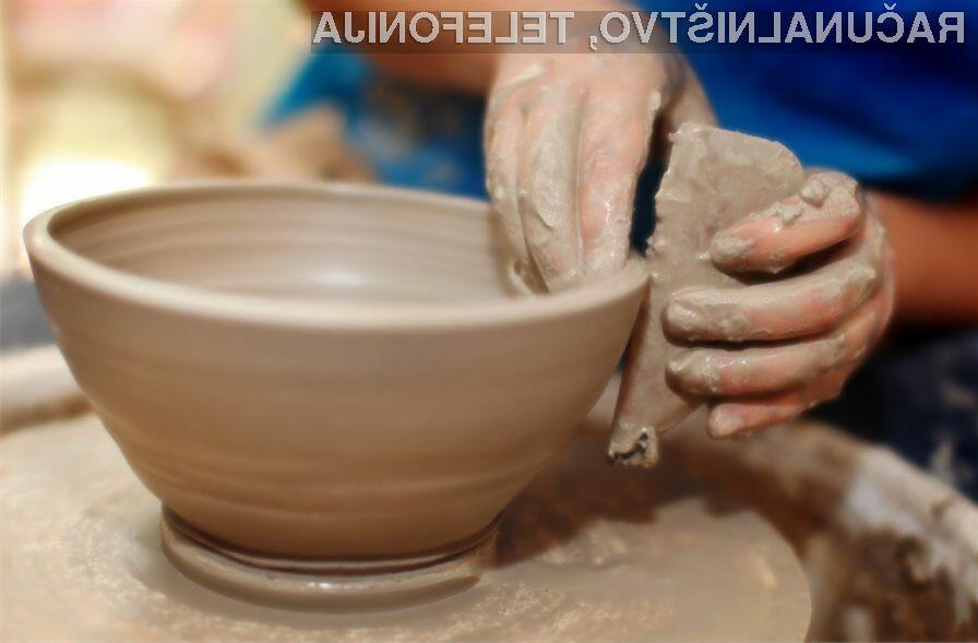 3D tiskanje keramike bo pohitrilo izdelavo številnih keramičnih izdelkov in delov.