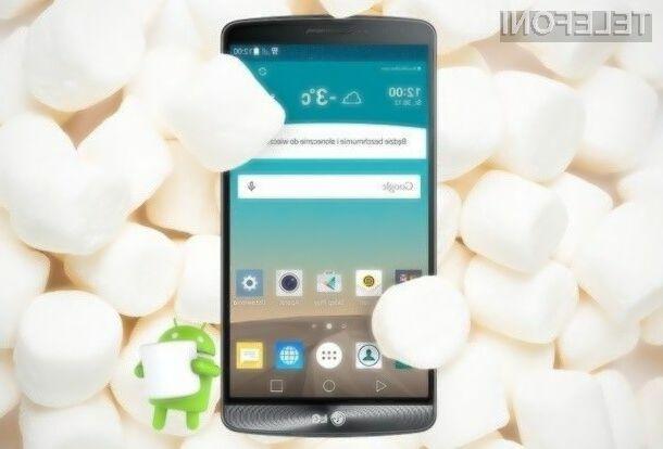 Android 6.0 Marshmallow se odlično prilega mobilnemu telefonu LG G3!
