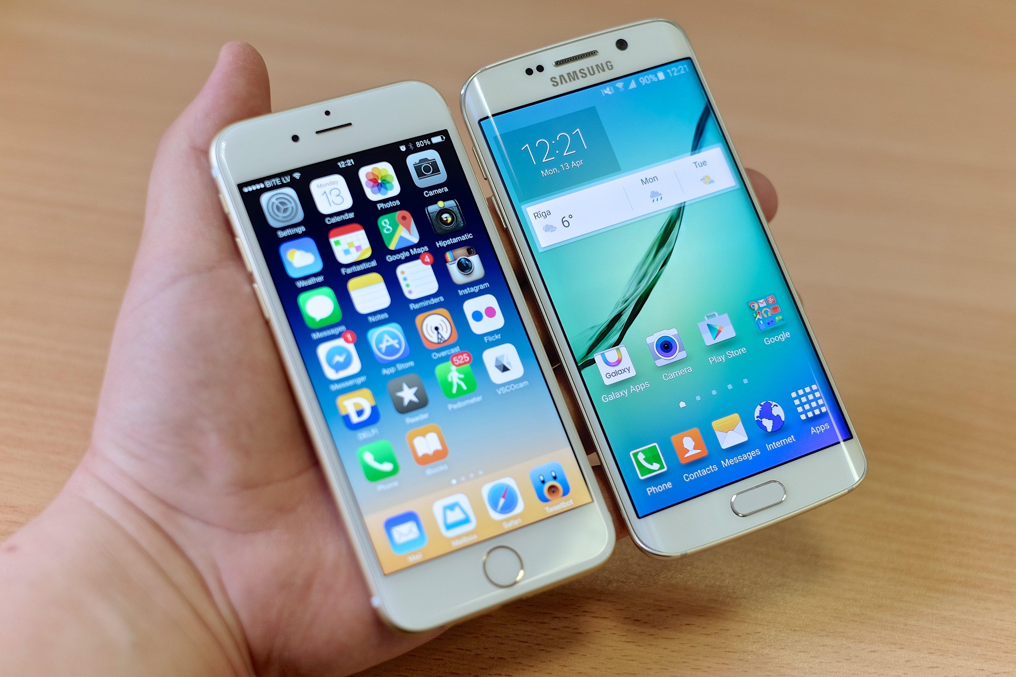 Na Otoku uporabniki storitev mobilne telefonije prisegajo predvsem na mobilnike iPhone!