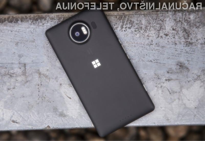 Prodaja pametnih mobilnih telefonov Windows Phone se je »vrnila« na nivo iz tretjega četrtletja leta 2012.