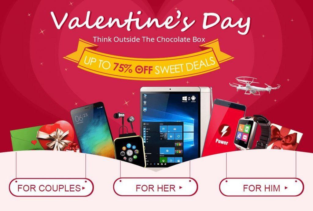 Valentinovo: Nasveti za (noro ugodna) tehnološka darilca