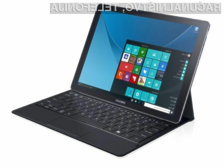 Windows 10 se odlično prilega tabličnemu računalniku Samsung Galaxy TabPro S!