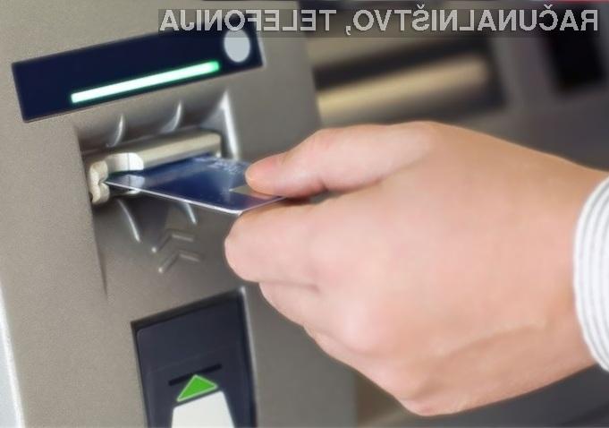 Škodljiva programska koda je nepridipravom omogočala oddaljen dvig denarja na okuženih bankomatih.