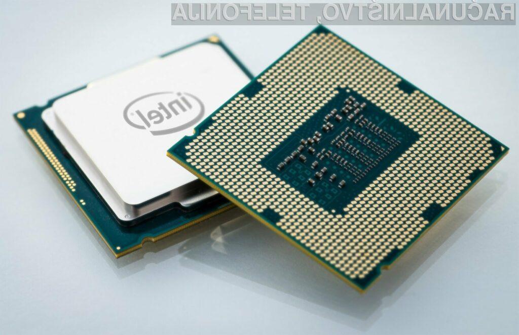 Hrošč v procesorjih Intel Skylake povzroči nedelovanje sistema le pri preračunavanju najzahtevnejših matematičnih operacij.