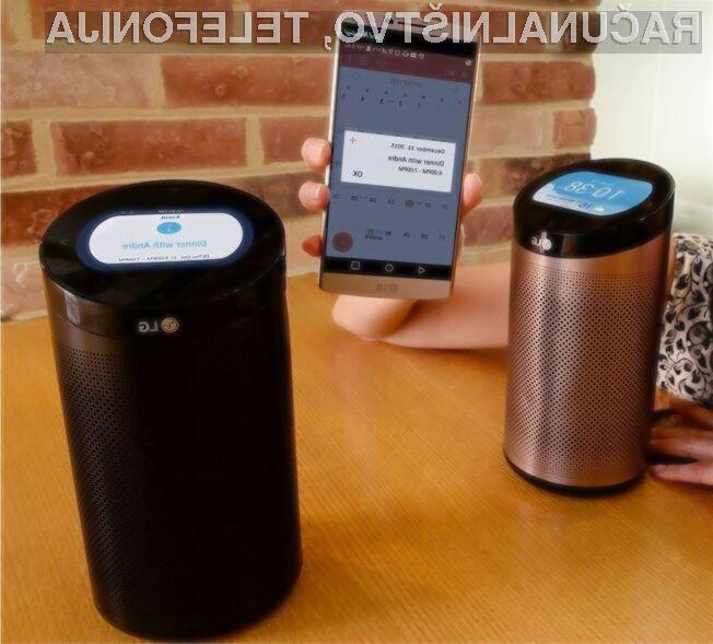 LG SmartThinQ Hub bo olajšal uporabljanje z napravami pametnega doma!