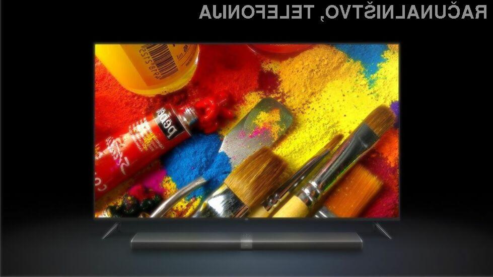 Novi pametni televizijski sprejemnik Mi TV 3 Smart TV podjetja Xiaomi se bo zlahka prikupil ljubiteljem večpredstavnostnih vsebin!