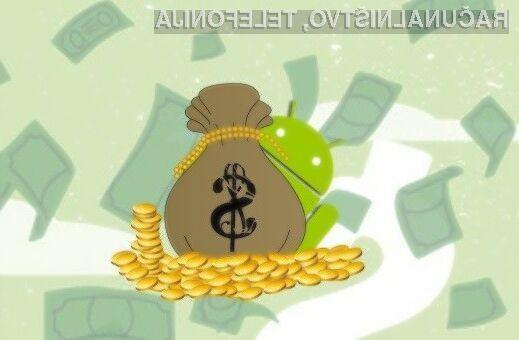 Google na račun Androida kuje bajne dobičke!