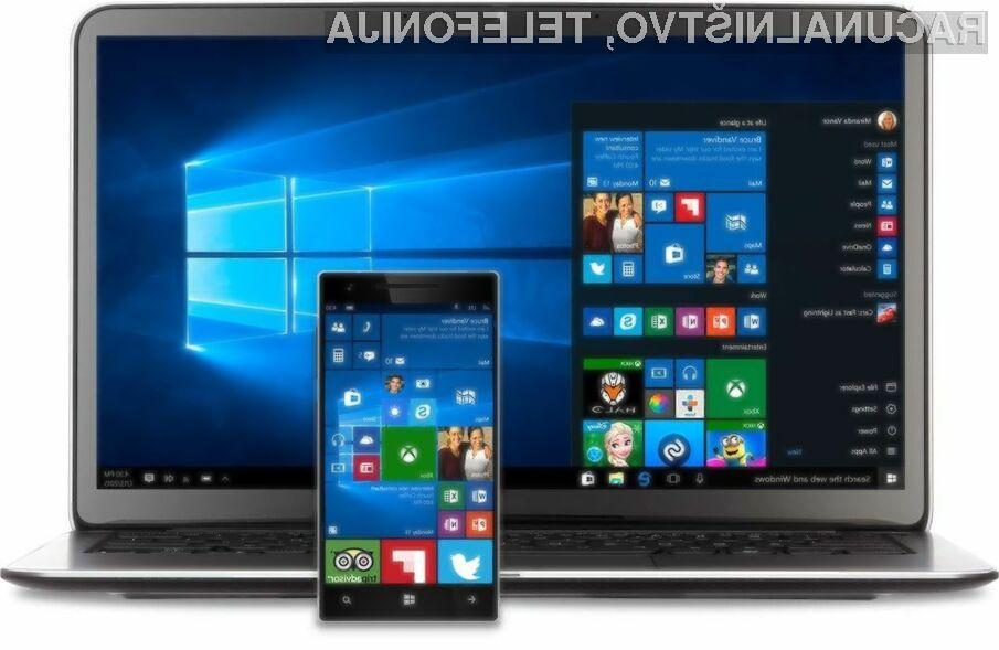 Novejše procesorje naj bi bilo mogoče uporabljati le v navezi z operacijskim sistemom Windows 10.