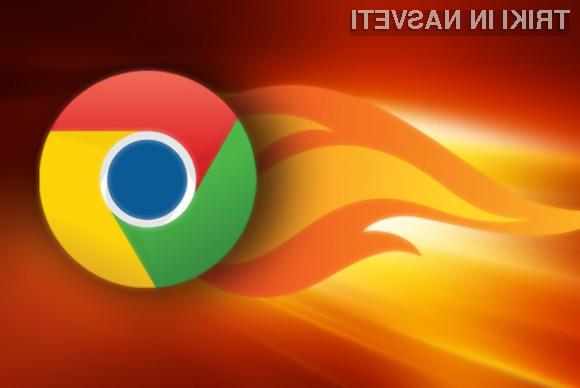 Kako z brskalnikom Chrome razkriti ranljive spletne strani?