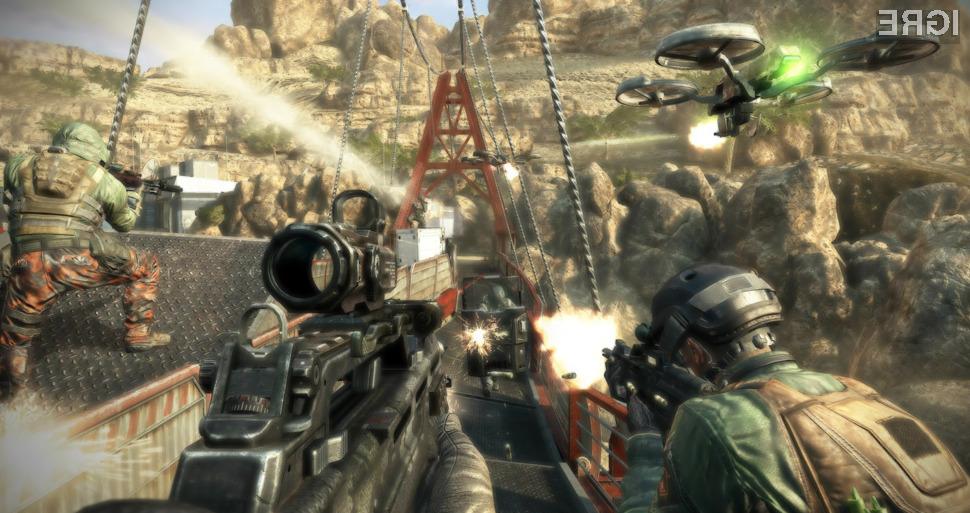 Igra Call of Duty: Black Ops III je v 2015 prepričala zdaleč največ igričarjev!